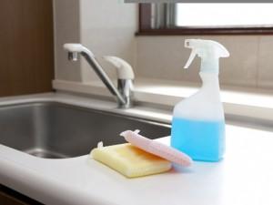 彼が家に来る!?1人暮らし女子のためのキッチンシンク掃除術のサムネイル画像
