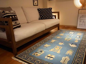 カーペット選びに迷ったら・・・【厳選おすすめカーペット】のサムネイル画像
