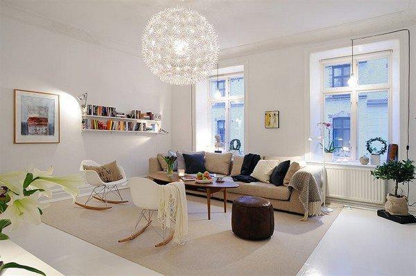 おしゃれで可愛いリビングで居心地のいい癒し空間を作ろう!のサムネイル画像