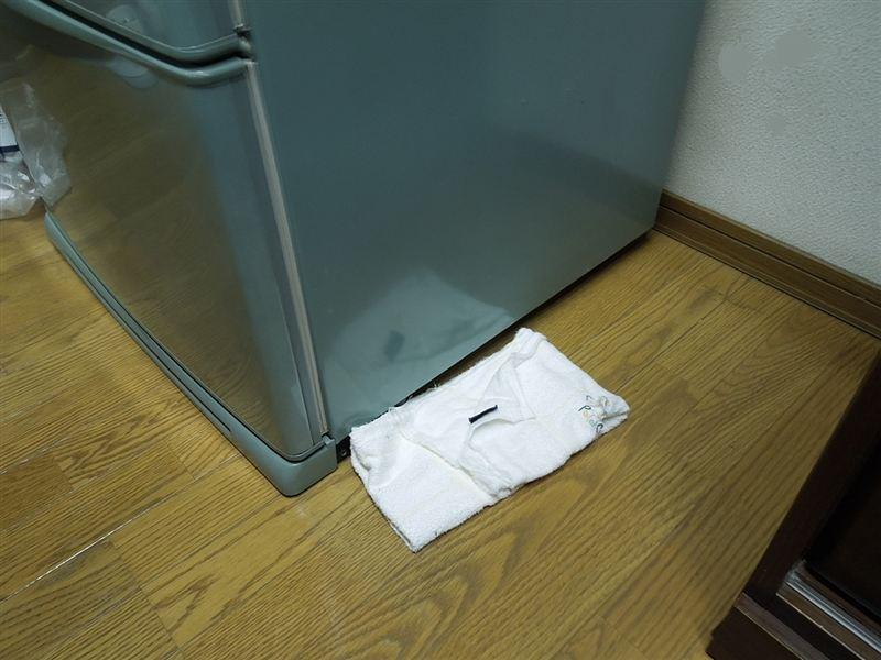 【水漏れトラブル】冷蔵庫から水漏れしたときの応急処置と対処法は?のサムネイル画像