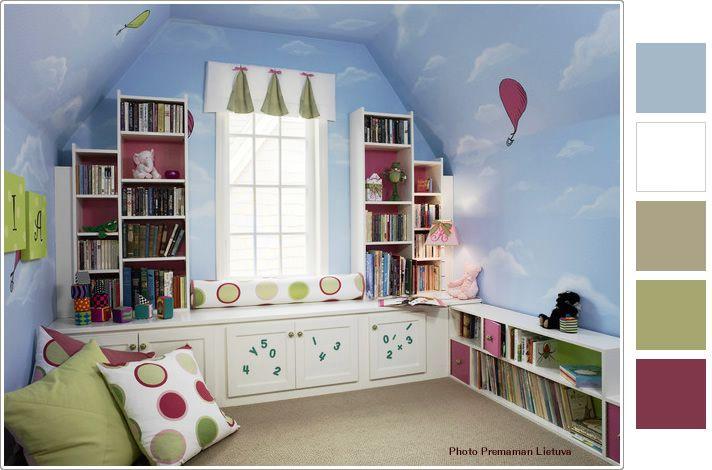 親も子供も大満足!おしゃれに子供部屋をコーディネートするコツのサムネイル画像