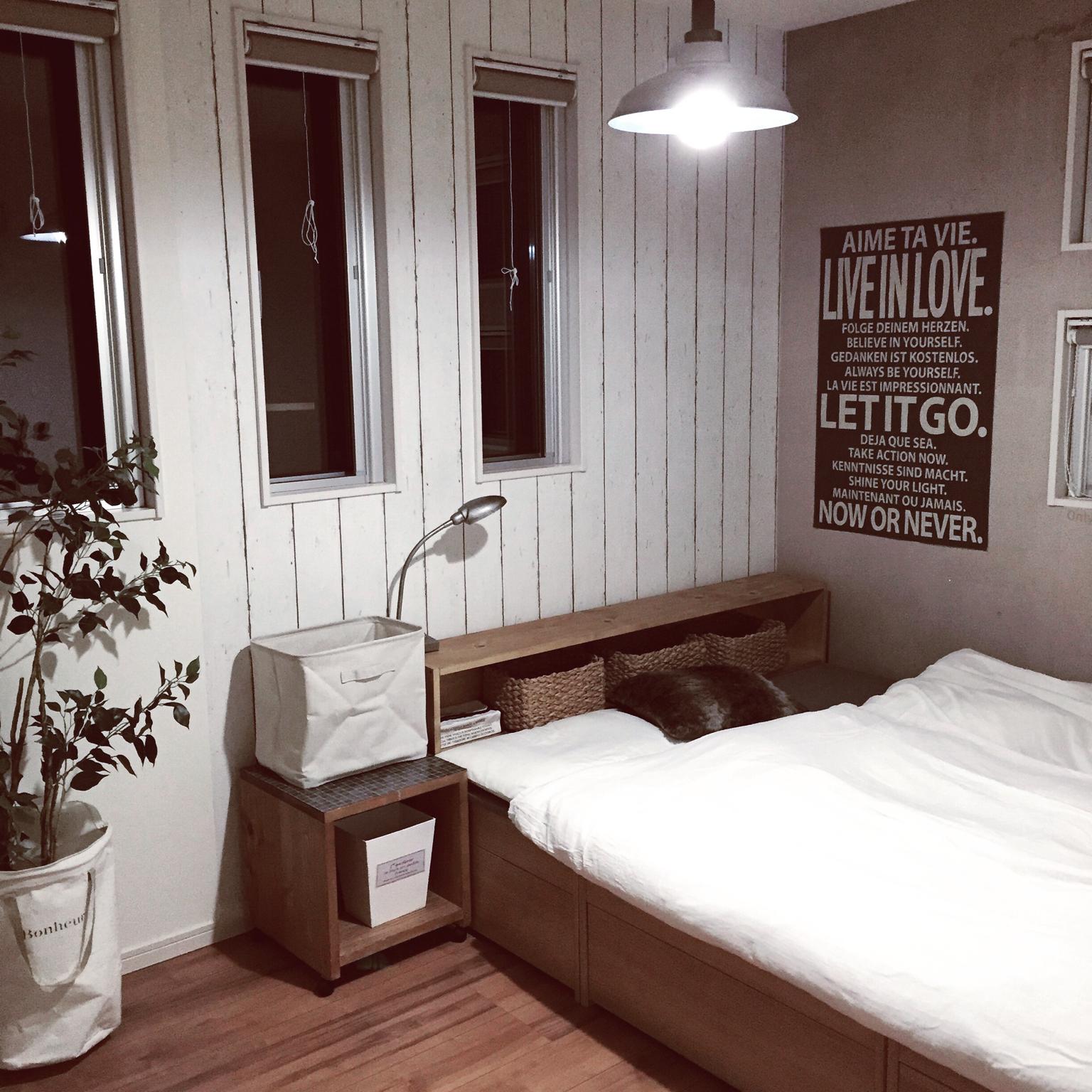 意外と簡単!三段ボックスDIYでおしゃれなベッドや家具作り!のサムネイル画像