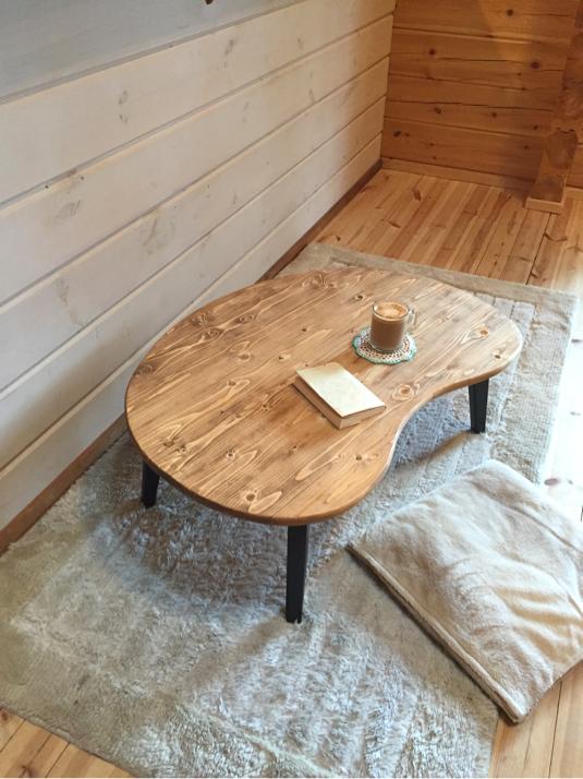 一人暮らしにオススメな、お洒落で機能的なローテーブル集めました。のサムネイル画像