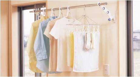 雨の日の洗濯物の室内干しってどうしてる?室内干しのアイデア集のサムネイル画像