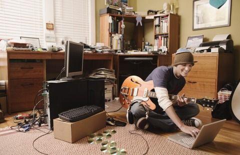 友達どんと来い!狭くてもオシャレな一人暮らしの部屋コーディネートのサムネイル画像