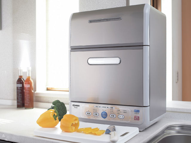 【重要です】便利な食洗機の庫内掃除、きちんとしていますか?のサムネイル画像