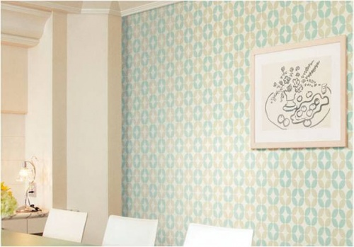 便利な壁紙で部屋を簡単にイメチェン。種類別の特徴を知っておこう。のサムネイル画像
