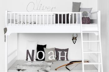 ロフトベッドで作る!おしゃれな部屋のインテリア事例をご紹介のサムネイル画像
