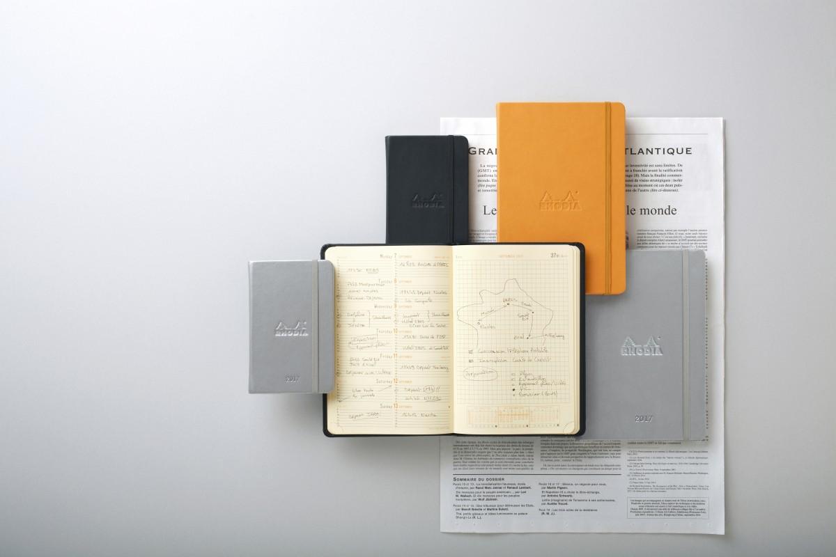 2017年の手帳は『ロディア』で決まり!上品なオシャレを手に入れようのサムネイル画像