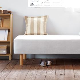 ソファベッドなら、自由にカスタマイズできる無印良品で決まり!のサムネイル画像