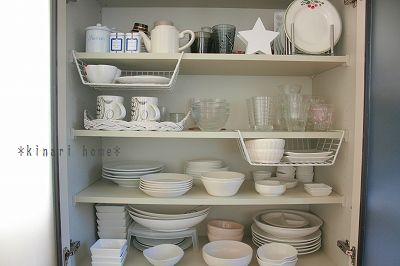 食器収納アイデア集!これであなたも収納名人になれるかも?のサムネイル画像