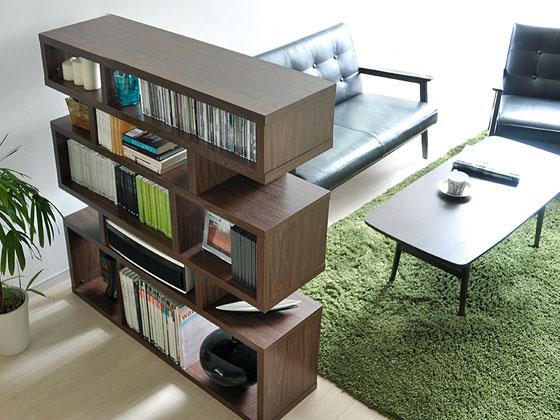 本の収納に困っている人へ!探している本棚がきっと見つかる!のサムネイル画像