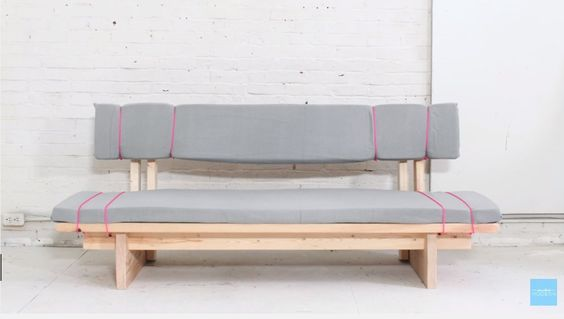 部屋にぴったりなソファーを自作しちゃおう!簡単アイデアをご紹介のサムネイル画像