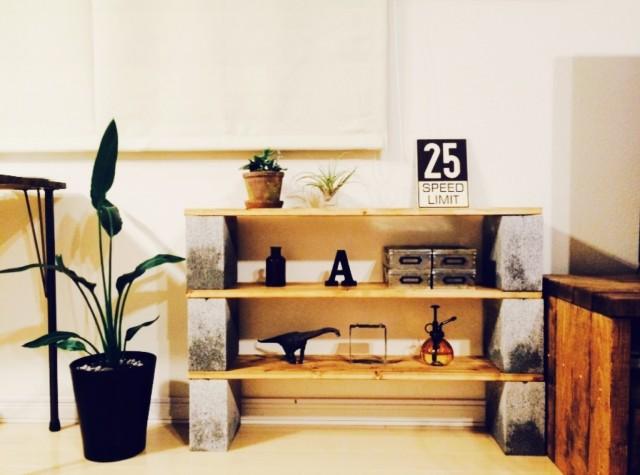 簡単DIYで収納上手になろう!収納アイデアでお部屋をおしゃれにのサムネイル画像
