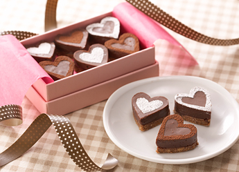 簡単なのにゼッタイ喜ばれる♥キュートなお菓子のラッピング方法◎のサムネイル画像