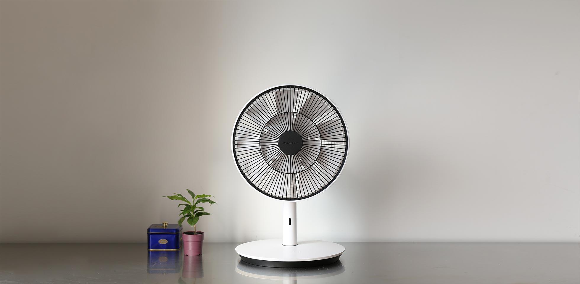 自然の風を生み出す魔法!冬も使えるバルミューダの扇風機の魅力のサムネイル画像