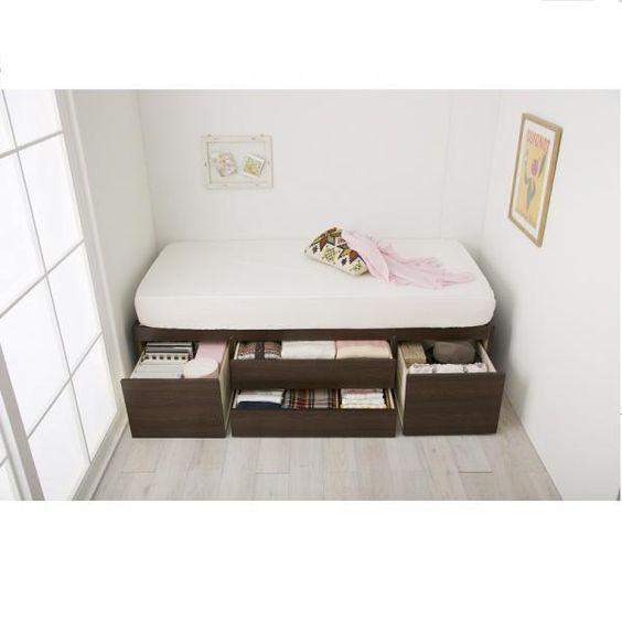 ひとり暮らしに最適なおすすめシングルベッドと収納術紹介しますのサムネイル画像