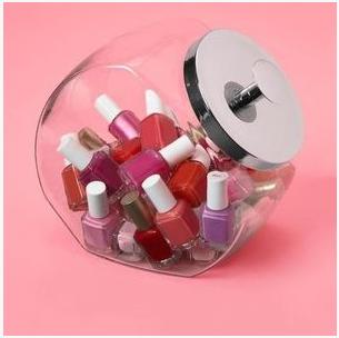 可愛いマニキュアをおしゃれに収納しよう♪素敵な収納アイデア♡のサムネイル画像
