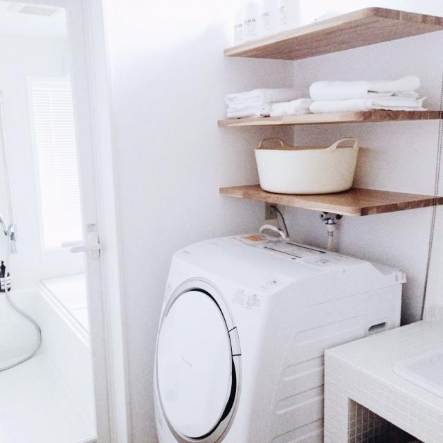 みんなが悩むサニタリー収納、おしゃれな収納アイデアをご紹介!のサムネイル画像