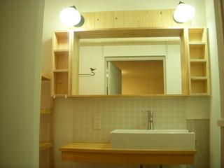 アイディアいっぱい!古い洗面所を素敵にリフォームしてみませんか?のサムネイル画像