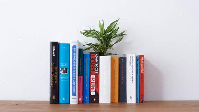 つい山積みになってしまう本の収納。どうしたら部屋がキレイになる?のサムネイル画像