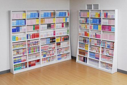 本棚への収納を考える、本は溜まり続ける厄介者?いいえ宝物ですのサムネイル画像