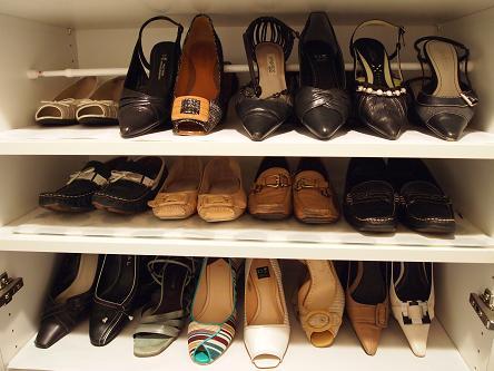 どにかならない?靴の数!来客があったときに玄関が汚くて困る!!のサムネイル画像
