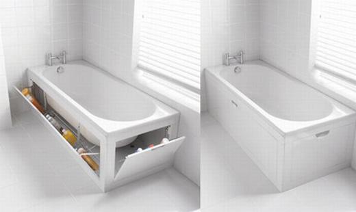 狭い空間のバスルームを、おしゃれで清潔に保てる収納をご紹介のサムネイル画像