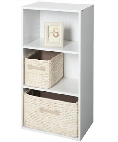リーズナブルでキレイに★三段ボックスを使った収納方法をご紹介!!のサムネイル画像