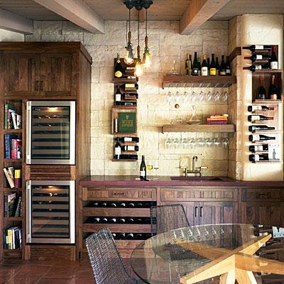 インテリアに変身!!美しいワインの収納が芸術的すぎる!!!のサムネイル画像