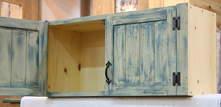 吊り戸棚を使いやすくきれいにリメーク!収納アイテム使いこなし術のサムネイル画像