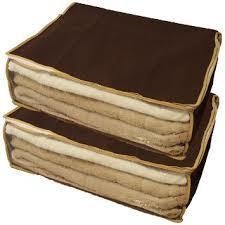 使わなくなった毛布を収納するなら、毛布収納ケースがおススメ!のサムネイル画像