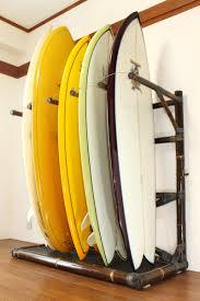 サーファー必読!ラックを活用したサーフボードを魅せる収納方法!のサムネイル画像