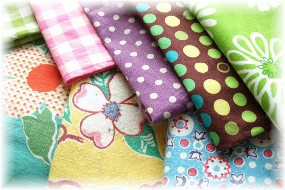 たくさんある布をきれいに収納したい!収納アイデアをご紹介!のサムネイル画像