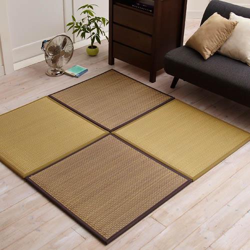 フローリングにも合う!お洒落な「畳みカーペット」情報&商品紹介★のサムネイル画像