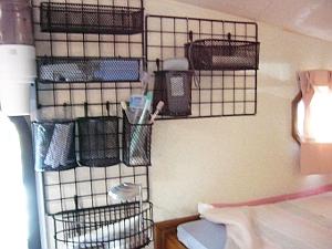 【壁】壁を使って幅広い収納をしてみませんか???【ネット】のサムネイル画像