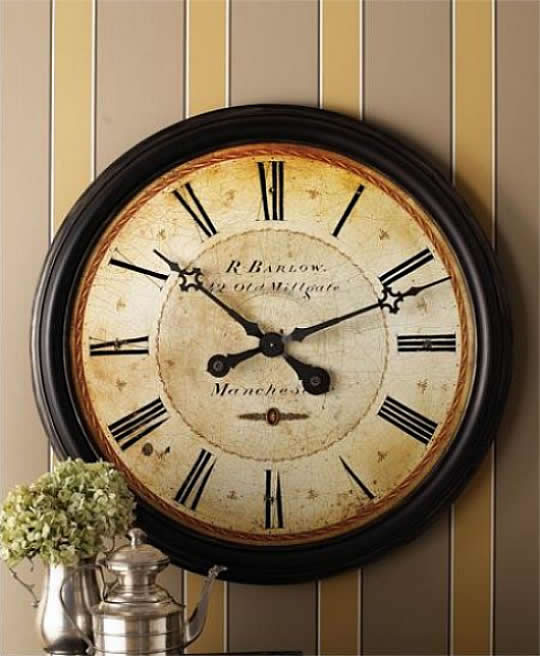 壁の空いたスペースを利用してオシャレ空間を演出!壁掛け時計まとめのサムネイル画像