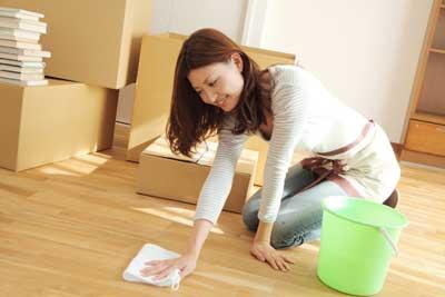 頑固な汚れもこれでサヨナラ!大掃除を簡単に楽しくする方法のサムネイル画像