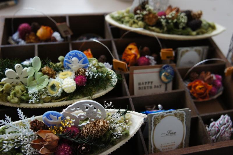 可愛い雑貨が勢揃い!【オススメ】おしゃれなドライフラワーの雑貨のサムネイル画像