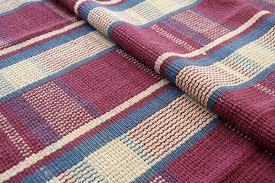 インド綿のラグなら、これがおススメ!肌触りと素朴な風合いが最高!のサムネイル画像