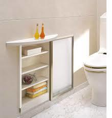 トイレの収納棚なら、これがおススメ!スッキリ綺麗に収納できる!のサムネイル画像