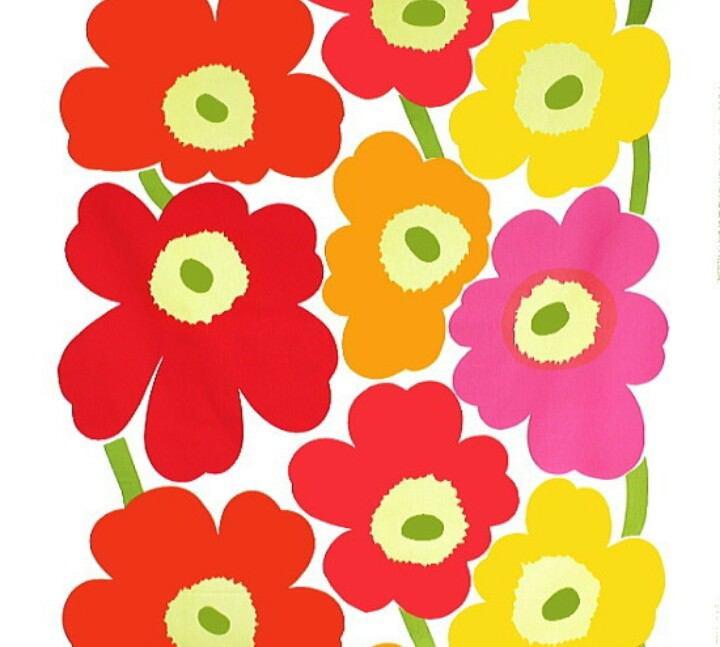 花柄だけじゃない!北欧ブランド【マリメッコ】のファブリック特集のサムネイル画像