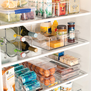 【冷蔵庫】意外と知らない?冷蔵庫の整理術をご紹介します!【整理】のサムネイル画像