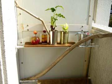 簡単にDIYができるアイテム!突っ張り棒を使ったおしゃれな棚の紹介のサムネイル画像