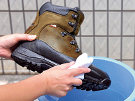 靴を洗うにはどうすれば、よりキレイに洗濯できるの?のサムネイル画像
