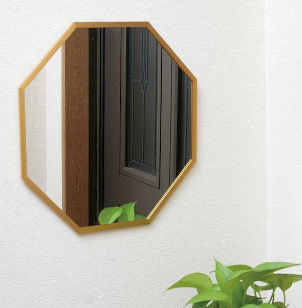 便利なだけじゃない!玄関をオシャレに彩る、玄関の鏡まとめ!のサムネイル画像