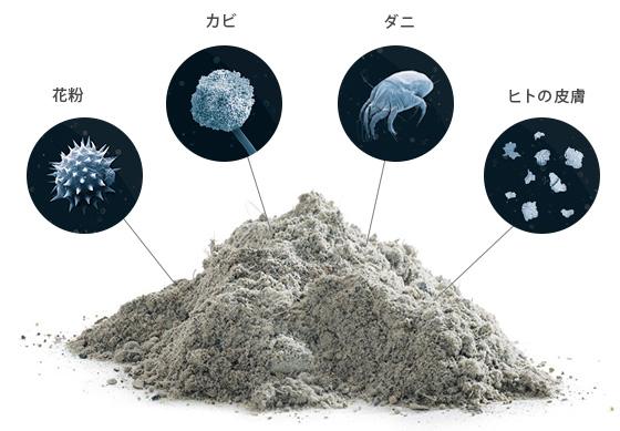 ダニ対策は掃除機が効果的☆+αーのダニ対策で掃除機を効果的に♪のサムネイル画像