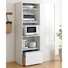 キッチンの家電収納なら、これがおススメ!1箇所に家電が収まる!のサムネイル画像