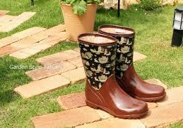 ガーデニング用のレディース長靴を探しているなら、これがおススメ!のサムネイル画像