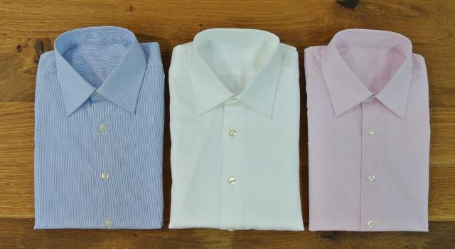 ショップの店員さんみたい!キレイなシャツのたたみ方を伝授!のサムネイル画像